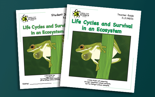 New Life Cycles And Survival In An Ecosystem Cereal City Science